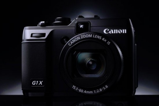 Canon GX 1 front