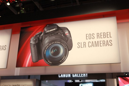 Canon booth 3