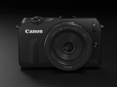 Canon EOS M 2 fromt main