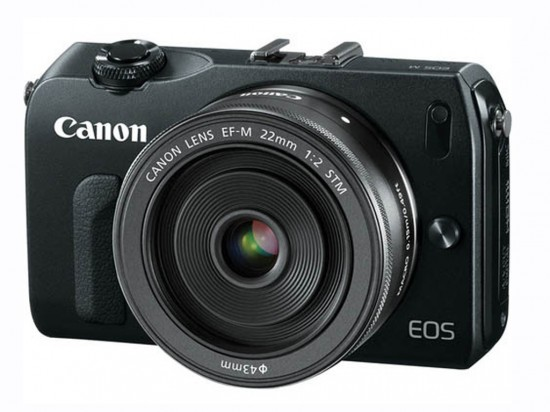 Canon EOS M 2 fromt 11
