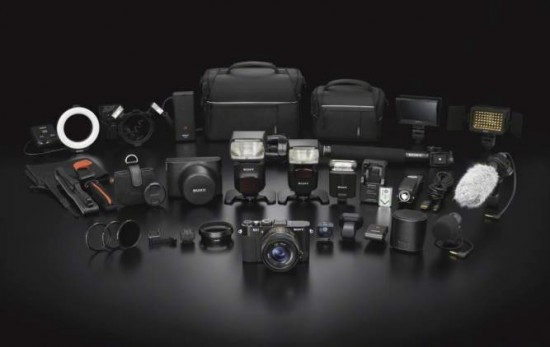 RX 1 accesories