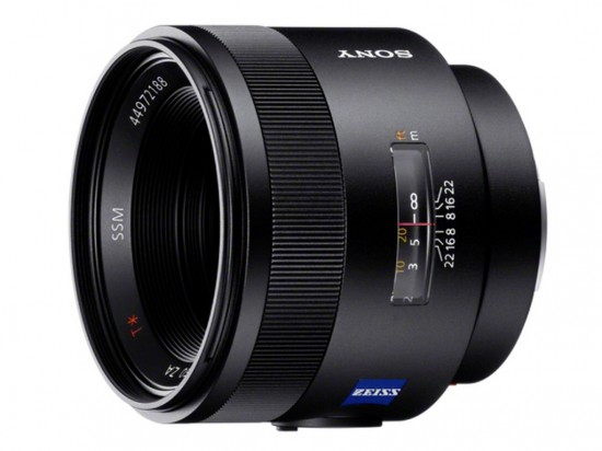 Zeiss 50mm f 14 for sony