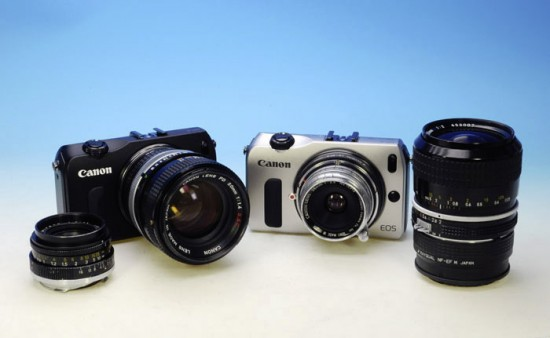 eos m ADAPTERS 2