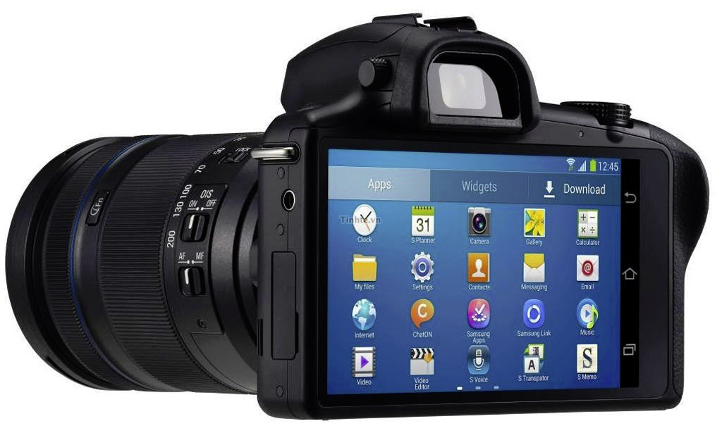 Samsung NX android 1
