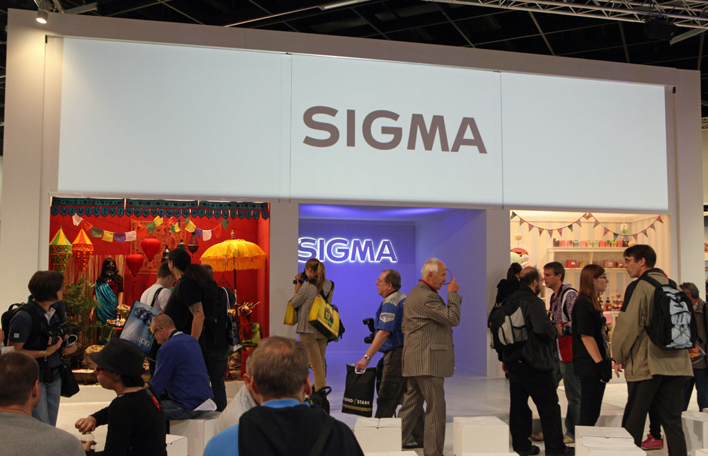 Sigma-booth-photokina-2012