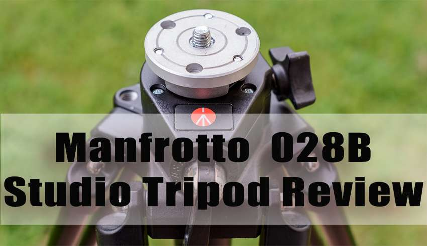 Manfrotto 028B tripod review lensvid