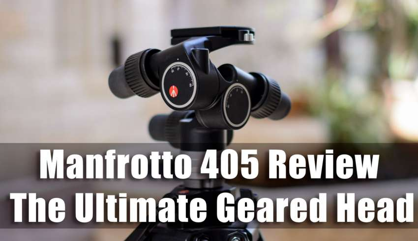 Manfrotto 405 Review The Ultimate Geared Head lensvid
