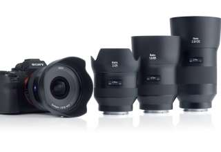 The ZEISS Batis family: 2.8/18, 2/25, 1.8/85 and the new 2.8/135.