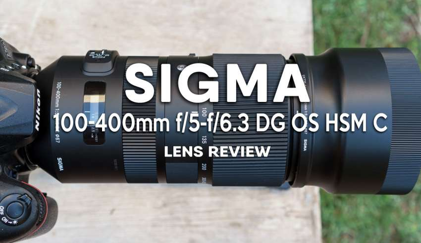 100 400mm f5 f6.3 DG OS HSM C review youtube2 1