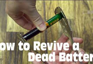 how-to-revive-a-dead-battery-youtube