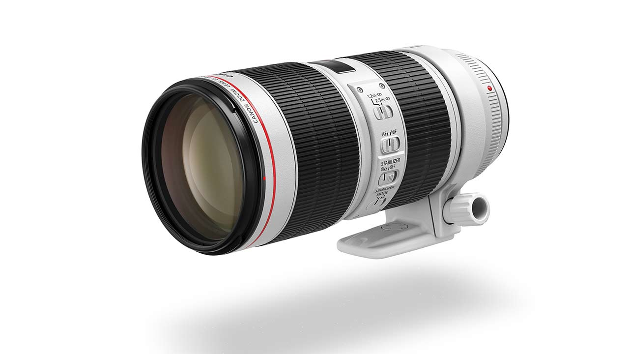 Canon EF 70 200MM f 2 8L IS III USM