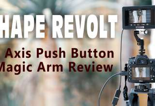 Shape 2 Axis Push Button Magic Arm Review youtube
