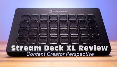 Stream deck XL review youtube