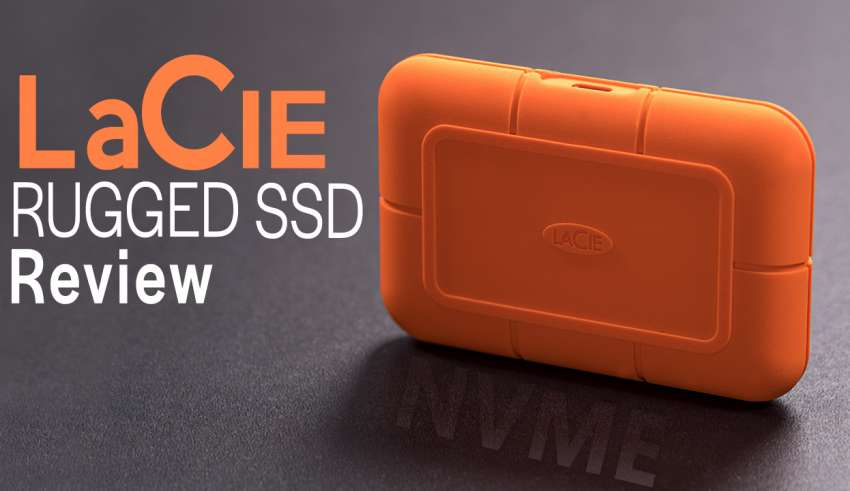 LaCie SSD NVME Youtube