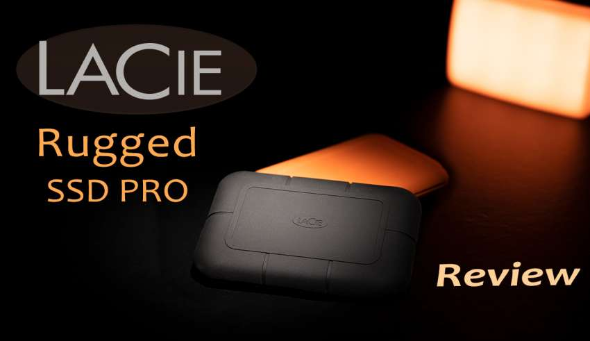 LaCie Rugged SSD PRO review Youtube