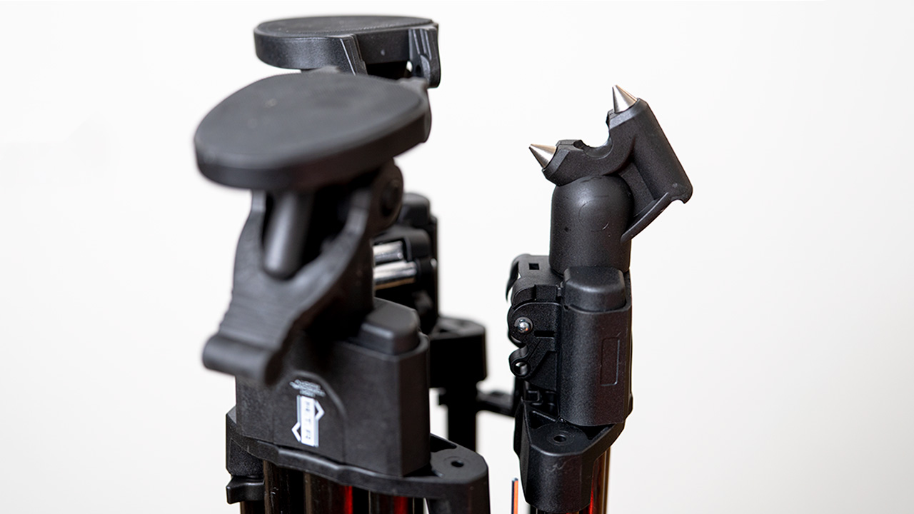 Manfrotto 645 spikes