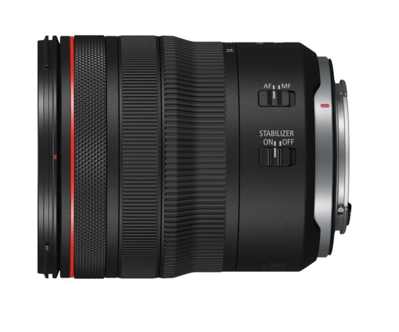 Canon RF14 35mm F4 L IS USM side 2