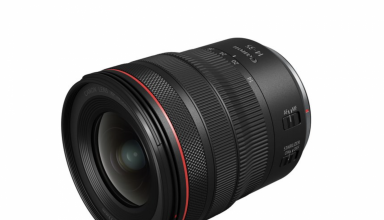 Canon RF14 35mm F4 L IS USM side